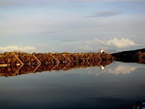 Norway-Harvik-Port