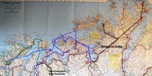 Norwegen-Tornroute