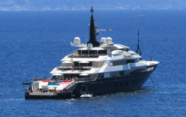Luxury Yacht charters - Megayachts