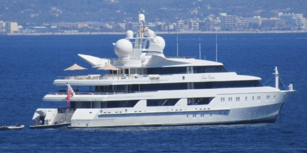 Luxury megayachts for charter