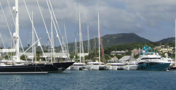 Luxury charter yachts sailing yachts catamarans