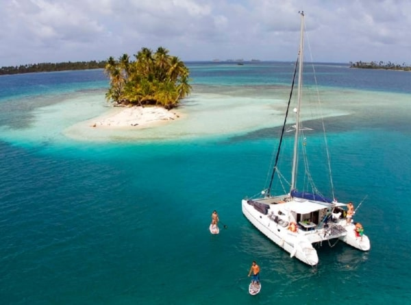 Yacht charters San Blas Islands