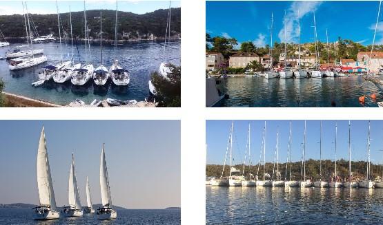 Flotillas Croatia