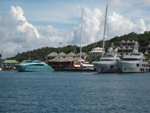 Antigua Luxusyacht-Charter