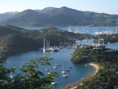 Yachtcharter Antigua