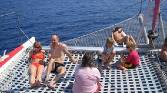 Catamarán de excursión Puerto Pollensa