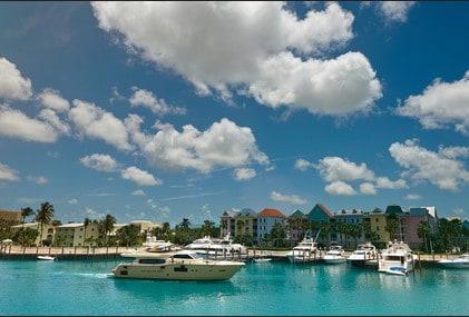 Charter de yates Bahamas
