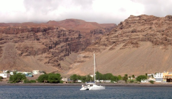 Cape-Verde Islands-Sailing