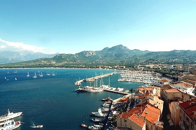 Alquiler de yates Francia - Corcega