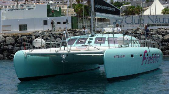 Excursion Catamaran Palma – Freebird