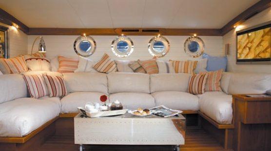 Yachting-Szene Dubai