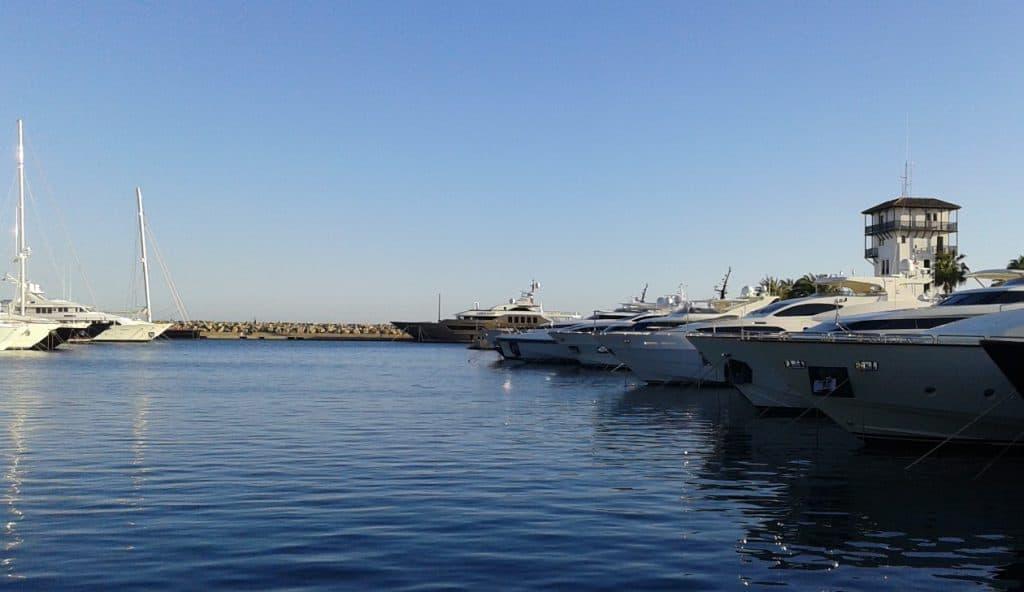 Luxury yacht charters boom in Balearic Islands