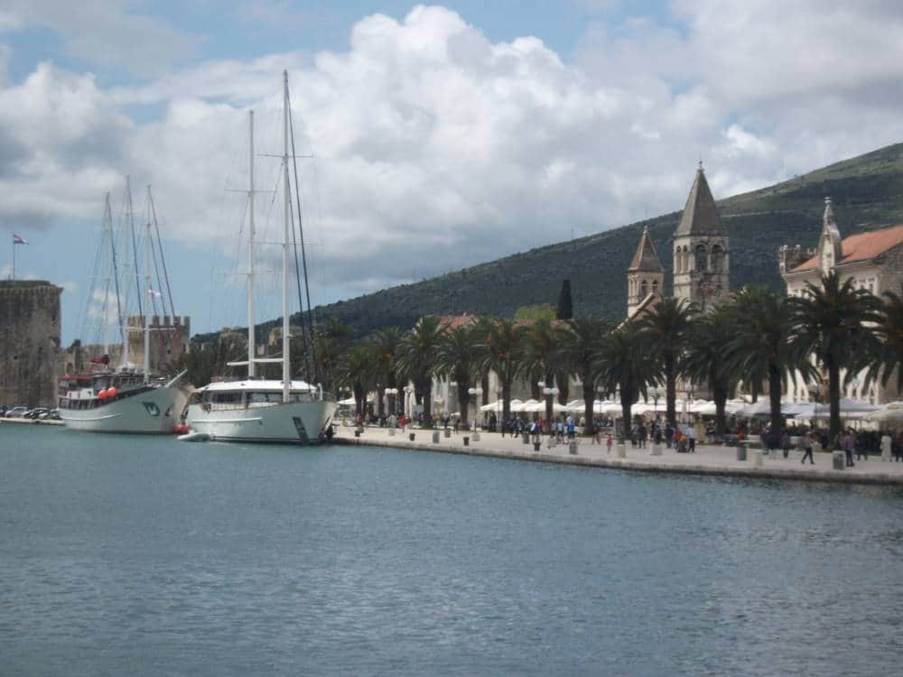 Crucero por Trogir
