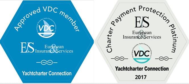 Charterurlaub mit Zahlungsabsicherung