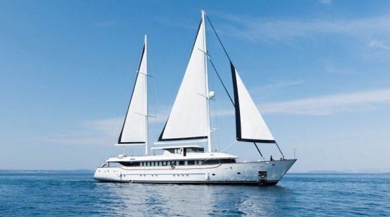 Yachting scene Dubai