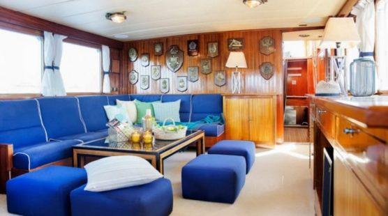 Classic Motor Yacht Mallorca and Ibiza