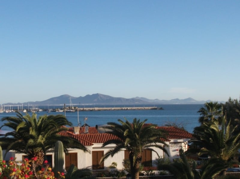 Great winter charter destination:  Canary Islands