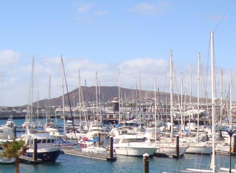 Destino para invierno:  Navegar en Canarias