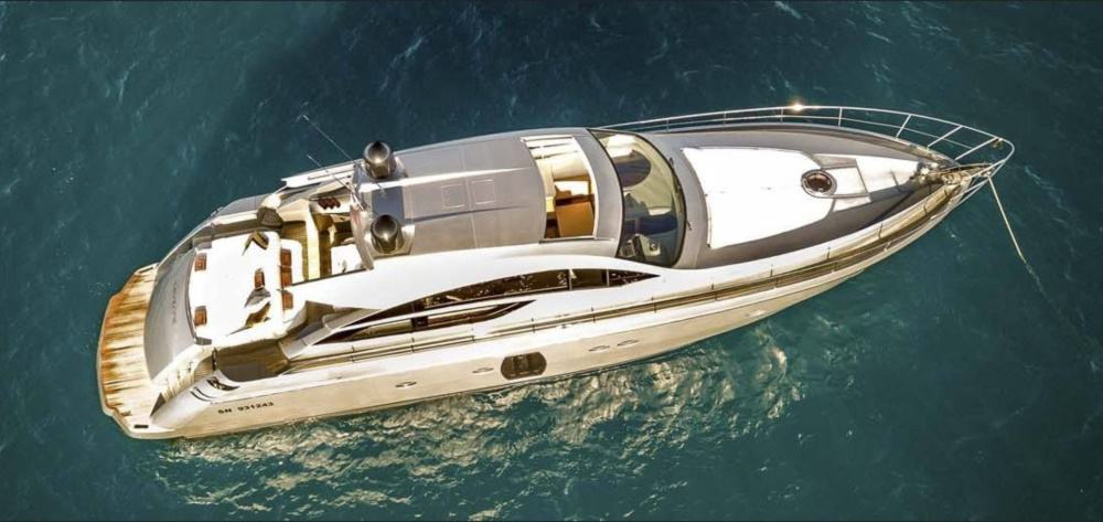 Great Motor Yachts for Charter in Mallorca & Ibiza