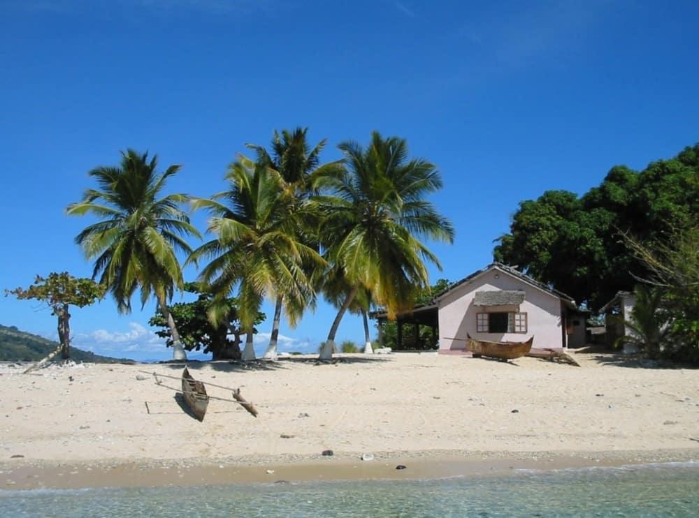 Neue Charter-Basis in Madagaskar