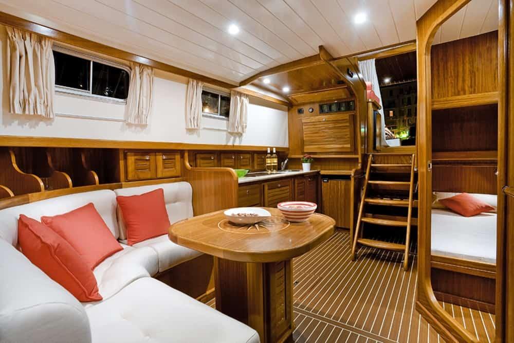 Menorquin Yachts for Charter in Balearics