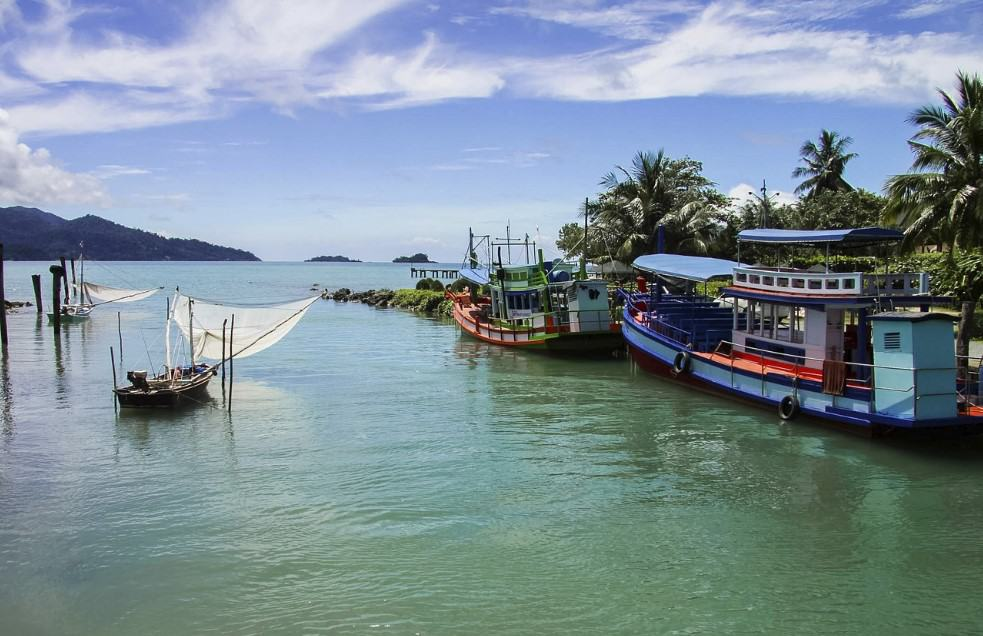 Sailing Charters Gulf of Thailand