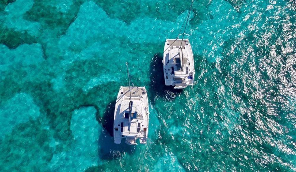 Mexico Charter Catamarans Riviera Maya