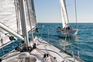 Segelrevier Mittelmeer