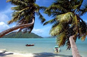 Segelrevier Indischer Ozean