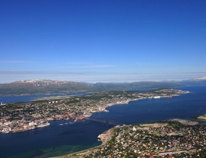 Nordmeer_Norwegen_Tromsoe