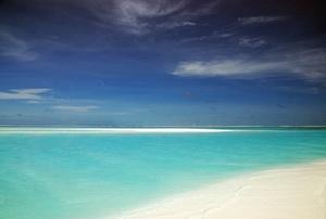 Segelrevier Ozeanien - Lagune
