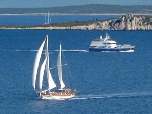Navegar mar adriático del sur - Croacia - Dalmacia