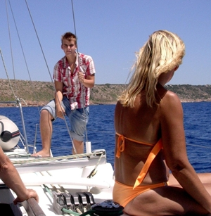 Sailing Adriatic North - Charter Crew