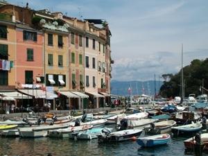 Italien-Ligurien-Portofino