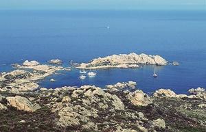 Segelrevier Korsika