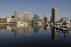 Sailing Chesapeake Bay - Baltimore
