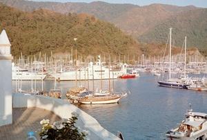 Yacht charters Marmaris