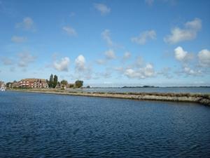 Baltic Sea Fehmarn Burgtiefe