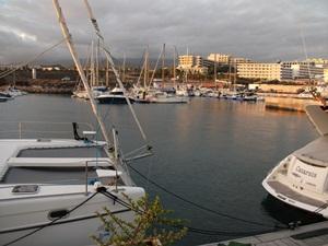 yacht charters tenerife puerto san miguel