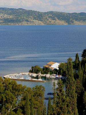 Segelrevier_Griechenland_Ionisches_Meer_Korfu_Koroula