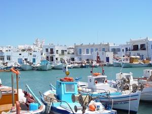 Griechenland-Yachtcharter-Paros-Port Naoussa
