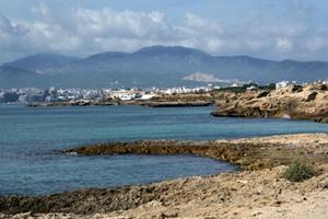 Cala Estancia beside Can Pastilla