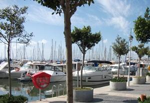 Mallorca-chárter de yates-Puerto de Alcudia