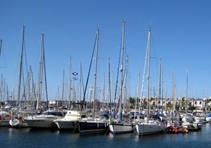 Navegar_Gran_Canaria_puerto_deportivo