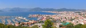 Alquiler de barcos Turquia - alquiler de yates Marmaris-Bahía de Marmaris.jpg