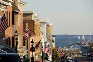 Yacht charters Annapolis - Chesapeake Bay
