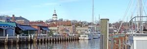 Sailing Chesapeake Bay - Annapolis