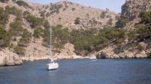 Mallorca - Bahia cerca de Puerto Pollensa