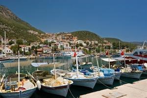 Türkei_Kas_Hafen