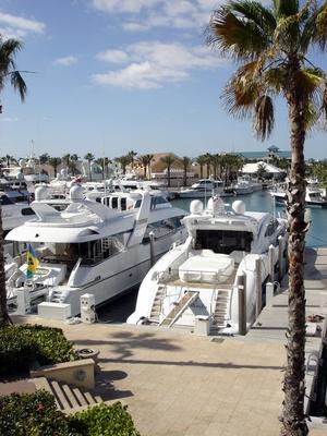 Bahamas_Yachthafen